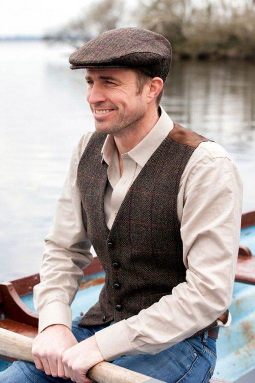 Dingle Linens waistcoat 335-1
