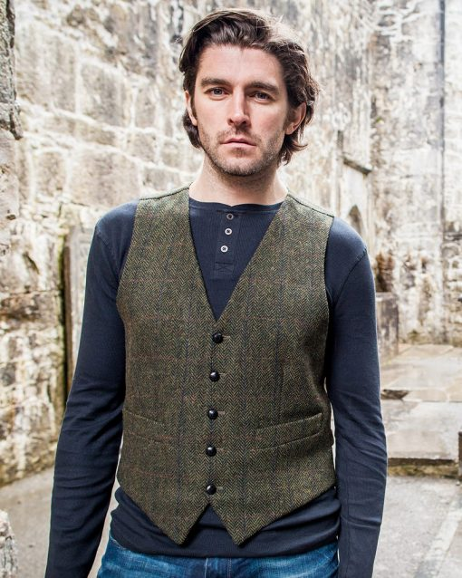 Dingle Linens waistcoat 27