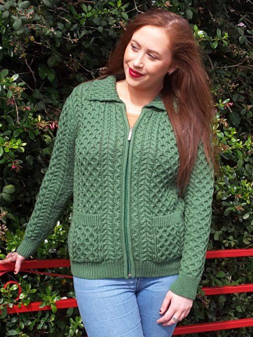 Dingle Linens Aisling jacket