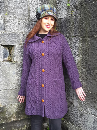 Dingle Linens coats and jackets