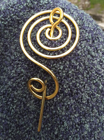 Dingle Linens jewellery