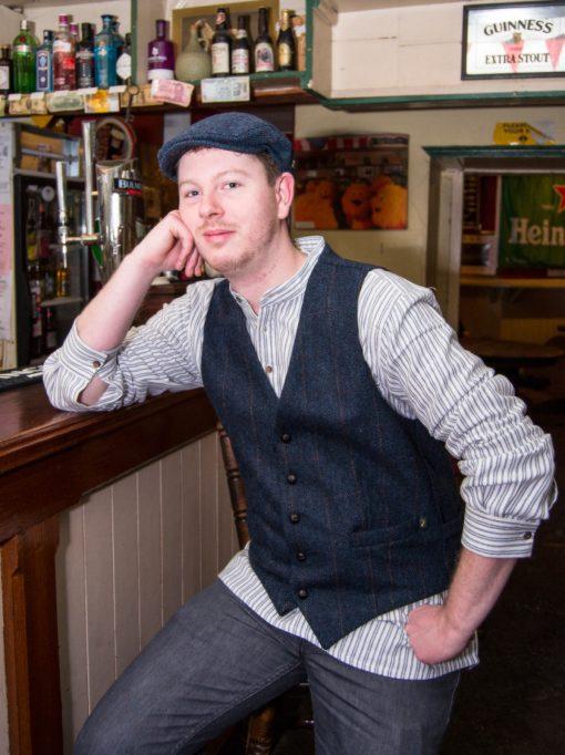 Dingle Linens waistcoat