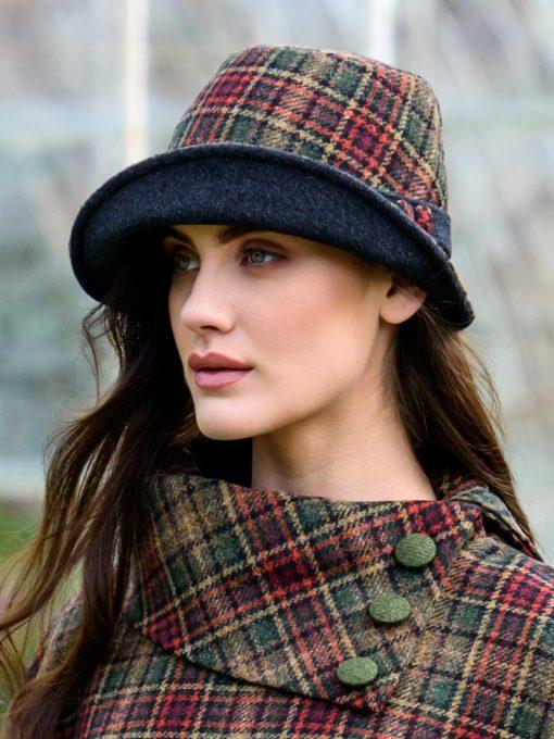 Clodagh Hat 801-1