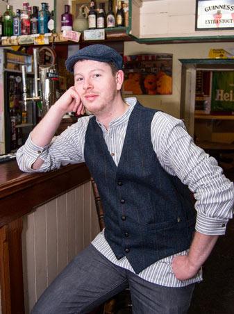Dingle Linens waistcoats