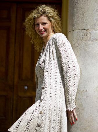 Dingle Linens handknitted dresses