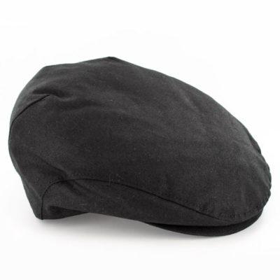 trinity cap wax black