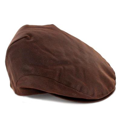 trinity cap wax brown