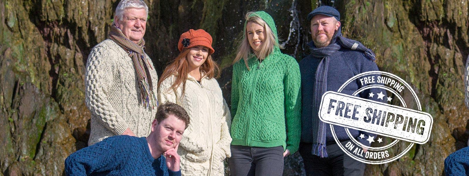 Dingle Linens Irish clothes