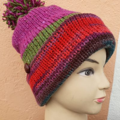 wool hat lined $35